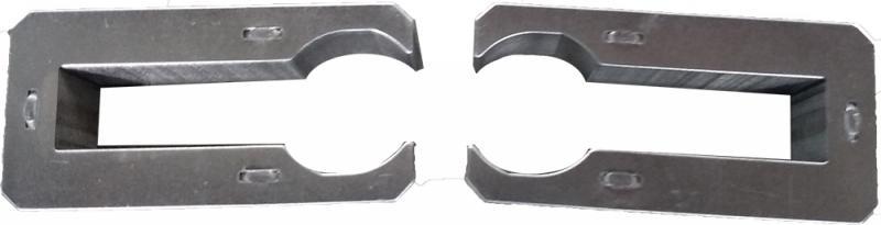 Corte de lamina magnética