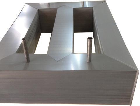 Laminas de aço silício