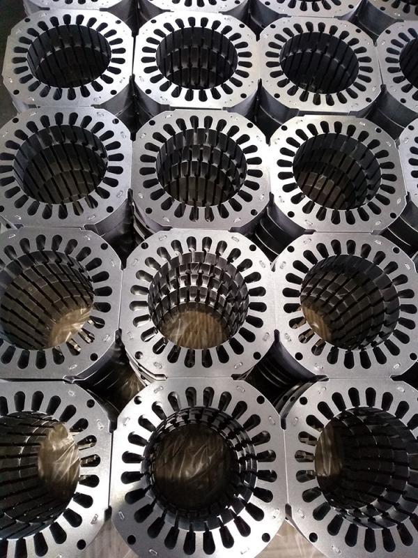 Laminas para motores elétricos